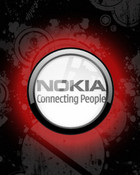 Nokia: Connecting People (Black & Red)