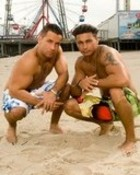 Pauly D and Mike
