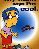 my mom says im cool