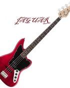 jaguar bass red templar sexy