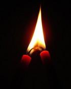 aHeart Flame!