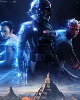 Star Wars Battlefront II 2017 video game