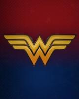Wonder Woman 3D Logo