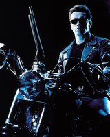 Arnold Schwarzenegger in Terminator 2 Judgment Day