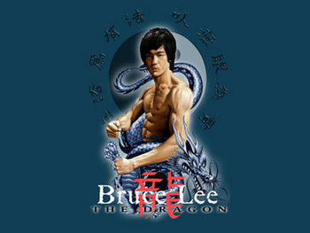 Free Bruce Lee - The Dragon.jpg phone wallpaper by cacique