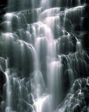 Free Waterfall, Keystone Canyon, 1993 phone wallpaper by miathyria