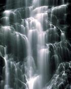 Waterfall, Keystone Canyon, 1993
