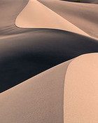 Dune Crests, Sunrise, Death Valley wallpaper 1