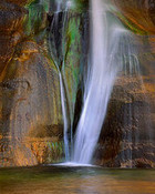 Calf Creek Fall, Utah