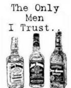 ONLY MEN I TRUST