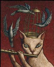 Free Magic Flute phone wallpaper by miathyria