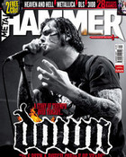 Metal Hammer cover Phil Anselmo