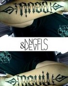 angel & devil tattoo.jpg wallpaper 1