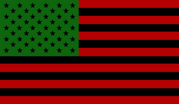 Free African-American Flag phone wallpaper by megablast