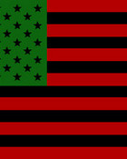 African-American Flag wallpaper 1