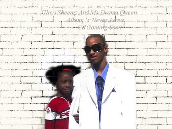 Free ChrisSheemz And Ms.Drama Queen phone wallpaper by chrissheemz