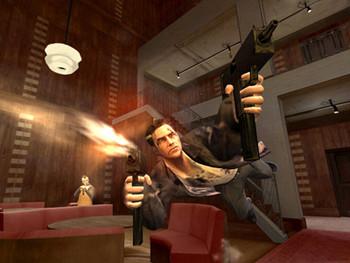 Free Max Payne 2 phone wallpaper by matu12