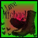 Free i love Michael.jpg phone wallpaper by pinkarmywifey