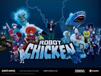 Free Robot Chicken.jpg phone wallpaper by freshmaker