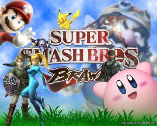 Free Super Smash Bros Brawl.jpg phone wallpaper by freshmaker