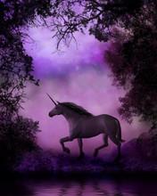Free EnchantedUnicorn.jpg phone wallpaper by mld2665