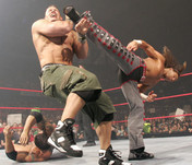 Free Sweet chin music on Cena.jpg phone wallpaper by mazden17
