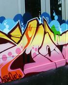 adidas graffiti