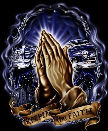 Free Keep the faith phone wallpaper by sebaz