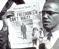 Free malcolmx freedom cant wait.jpg phone wallpaper by trupoison