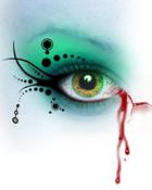 Green Eye wallpaper 1