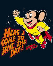 Free Mighty Mouse phone wallpaper by mafiakidd247