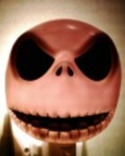 Jack Skellington Close-up