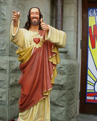 Buddy Christ wallpaper 1