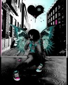 buterfly emo