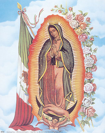 Free Virgen Maria de Mexico.jpg phone wallpaper by mickey6195