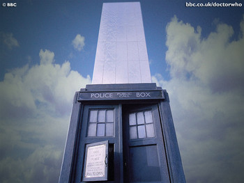 Free TARDIS at the Millenium Center in Cardiff Wales phone wallpaper by shanej74