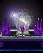 Wicca Table