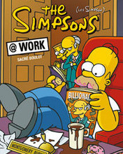 Free simpsons at work.jpg phone wallpaper by anaverry
