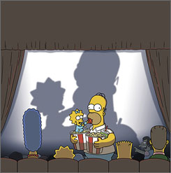 Free simpson movie.jpg phone wallpaper by anaverry