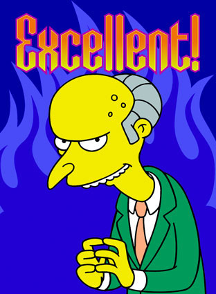 Free The-Simpsons-Mr-Burns-Excellent.jpg phone wallpaper by anaverry
