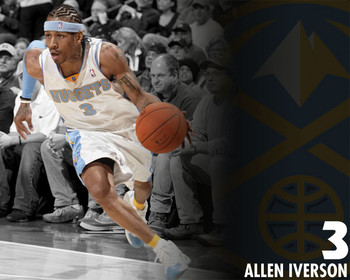 Free Allen Iverson phone wallpaper by zonedout14