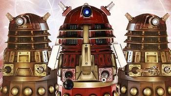 Free doctor who - Supreme Dalek  phone wallpaper by dalek1406