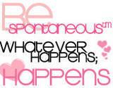 Free WHATEVER HAPPENS HAPPENS phone wallpaper by poprockkisses