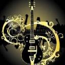 Free Guitar.jpg phone wallpaper by edra15