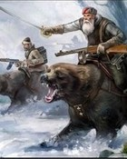 Bear Cavalry wallpaper 1
