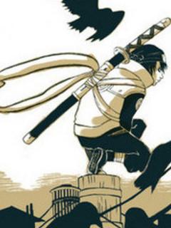 Free hayate-naruto ninja phone wallpaper by vladd56