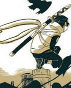 hayate-naruto ninja wallpaper 1