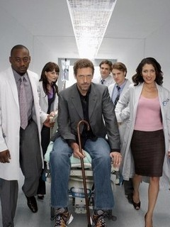 Free HOUSE MD group phone wallpaper by vladd56