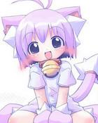 chibi cat girl