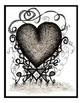 Free black heart.jpg phone wallpaper by xxlanaxx